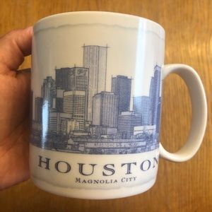 2008 Starbucks Houston Architect Series Mug